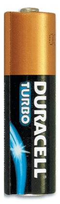 Батарейка AA Duracell Turbo щелоч. LR6