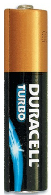 Батарейка AAA Duracell Turbo щелоч. LR03