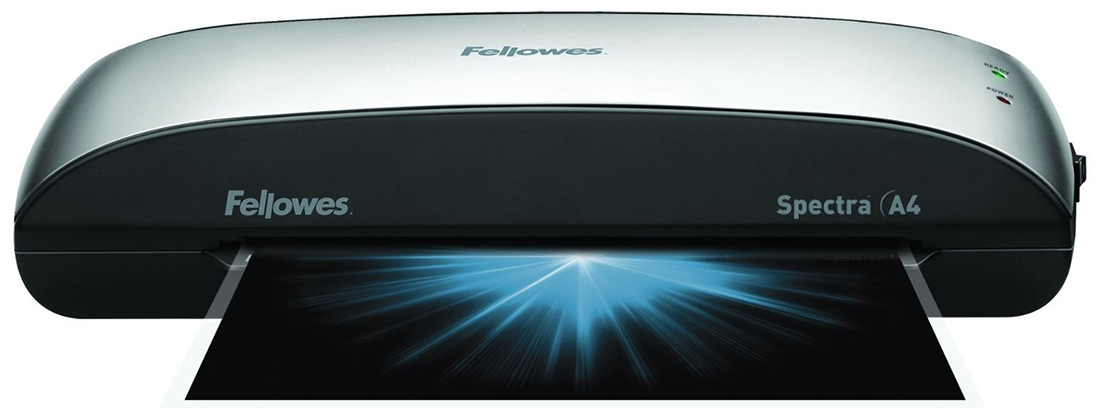 Ламинатор А-4 Fellowes Spectra (пленка до 2*125мкм (250мкм)) 30см/мин FS-57378
