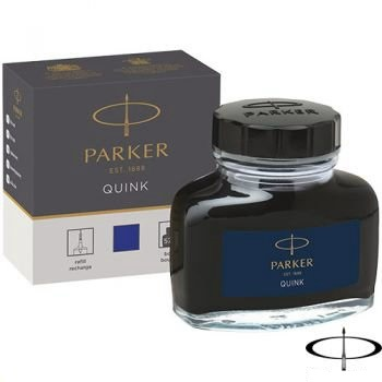 Чернила Parker св/син. 57мл PK BOTTLE INK BLUE BOX 691262 1950376